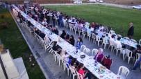 MEMİŞ İNAN - Şehit Barış Aybek İçin İftar Yemeği Verildi