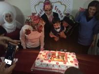 DOĞUM GÜNÜ - Şehit Çocuğuna Doğum Günü Sürprizi