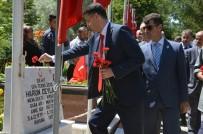 İLKER HAKTANKAÇMAZ - Şehitler Diyarı Kırıkkale'de Şehitler Anıldı
