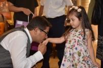 FARUK ÇELİK - Şehzadeler Ailesi Bayramlaştı