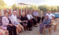 ŞEHİT YAKINI - ŞEKAME'den 50 Aileye Çat Kapı İftar