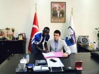 ERZURUMSPOR - Senegalli Mansaly Boubacar, BB. Erzurumspor'da