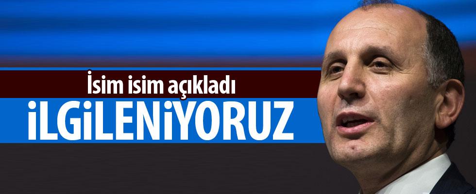 Trabzonspor'dan transfer açıklması