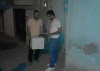 MEHMET TURGUT - Silvan'da Tader'den Ramazan Yardımı