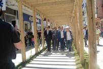 Sinop'ta Sakarya Caddesi Açıldı