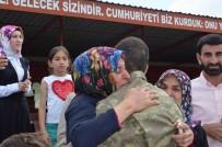 YEMİN TÖRENİ - Sivas'ta Acemi Erlerin Duygusal Yemin Töreni