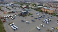 OTOBÜS SEFERLERİ - Sivas'ta Bayramda Otoparklar Ücretsiz