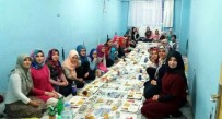 Soğuk Çeşme Kız Kur'an Kursu'nda İftar