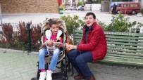 BEBEK ARABASI - Spastik Engelli Çocuğa Bayram Hediyesi