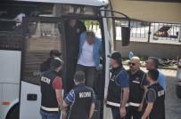 ŞAFAK OPERASYONU - Suç Örgütü Üyeleri Adliyede