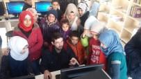 ÖĞRENCİ SAYISI - Suriyeli Çocuklar İçin Büyük 'Umut'