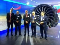 TEI'ye Paris Air Show'da 'En İyi İş Ortağı Ödülü'