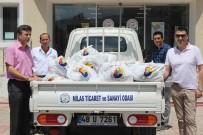TOBB - MİTSO İşbirliğinde 720 Aile Sevindirildi