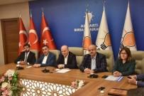 MERINOS - Torun Ramazan Ve Bayramlaşma Programlarını Değerlendirdi