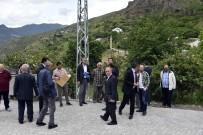 OKAY MEMIŞ - Trabzon Tabiat Ve Kültür Varlıklarını Koruma Kurulu Süleymaniye Mahallesinde Toplandı