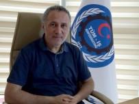 HAFTA SONU - Tüm-İş Konfederasyonu Genel Başkanı Mahmut Şahin Açıklaması