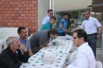 İFTAR YEMEĞİ - Turgutlu Belediyesi Ailesi İftar Sofrasını Paylaştı