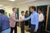 TURGAY ŞIRIN - Turgutlu Belediyesi'nde Bayram Mutluluğu Yaşandı