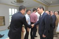 MUSTAFA TAŞ - Vali Çelik, Valilik Personeli İle Bayramlaştı