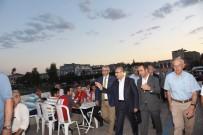 KıZıLAY - Vali Demirtaş, Taşköprü'de Vatandaşlar İle İftarda Bir Araya Geldi