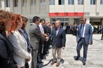 ERTUĞRUL ÇALIŞKAN - Vali Tapsız, Karaman'a Veda Etti