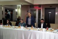 VALİ YARDIMCISI - Vali Ustaoğlu, Personel İle İftarda Bir Araya Geldi