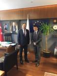 DIŞİŞLERİ KOMİSYONU - Yabancı Diplomatların Meclisteki Adresi AK Partili Gülpınar'ın Makamı Oldu