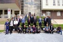 BOZOK ÜNIVERSITESI - Yozgat'ta 19 Çiftçiye 5 Bin Adet Aşılı Asma Fidanı Dağıtıldı