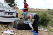 ÇALINTI ARAÇ - Yozgat'ta Çaldıkları Araçla Fırıncıyı Soydular