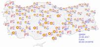 KARADENIZ - Yurtta hava durumu (23.06.2017)