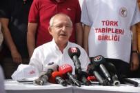 BASIN TOPLANTISI - 'Yürüyüş 80 Milyonu İlgilendiren Bir Olaydır'