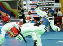SERVET TAZEGÜL - 23. Büyükler Dünya Tekvando Şampiyonası'nda İlk Gün Tamamlandı