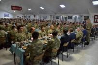 ALI ARSLANTAŞ - 3. Ordu Komutanlığından Askerlere İftar