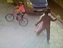 9 yaşındaki kızın başına parke taşıyla vurup kaçtı