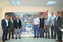 SOSYAL YARDIM - Aile Ve Toplum Hizmetleri Genel Müdürü Örnek, Erzurum'da