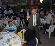 ADNAN MENDERES - Altepe, Mustafakemalpaşa'da Orucunu Vatandaşlarla Açtı