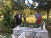 Altıntaş'ta Mezarlık Ziyareti