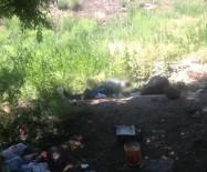 BONZAI - Ankara'da Bonzai İçen Genç Tarihi Tepe De Ölü Bulundu