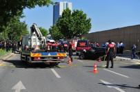GÖRGÜ TANIĞI - Ankara'da Feci Kaza Açıklaması 9'U Ağır 17 Yaralı