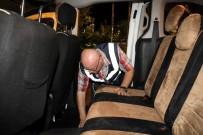 OTOBÜS TERMİNALİ - Antalya'da 'Huzur Arife Operasyonu'