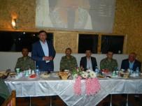 ENVER YıLMAZ - Ardahan'da Muhtarlar İftar Yemeğinde Buluştu
