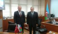 Asimder Başkanı Gülbey, Büyükelçi Bağırov'u Ziyaret Etti