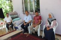 ŞEHİT YAKINLARI - ASP'den Şehit Ailelerine Bayram Öncesi Ziyaret