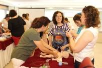 Aydın'da NRP Eğitimi Verildi