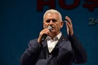 Başbakan Yıldırım Açıklaması 'FETÖ'nün Ayakta Alkışladığı Yürüyüşü Yapmak Adalet Değil Olsa Olsa Gaflettir'