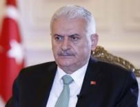 KÜRESEL BARIŞ - Başbakan Yıldırım'dan bayram mesajı