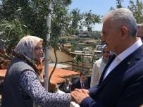 Başbakan Yıldırım'dan Şehit Evine Ziyaret