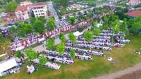 İFTAR YEMEĞİ - Başiskele'de 100 Bin Gönül, Tek Yürek Aynı Sofrada Buluştu