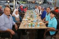NURULLAH CAHAN - Başkan Cahan Şehit Aileleri Ve Gazilerle İftar Yaptı