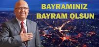 ON BIR AYıN SULTANı - Başkan Çoban, Ramazan Bayramı'nı Kutladı